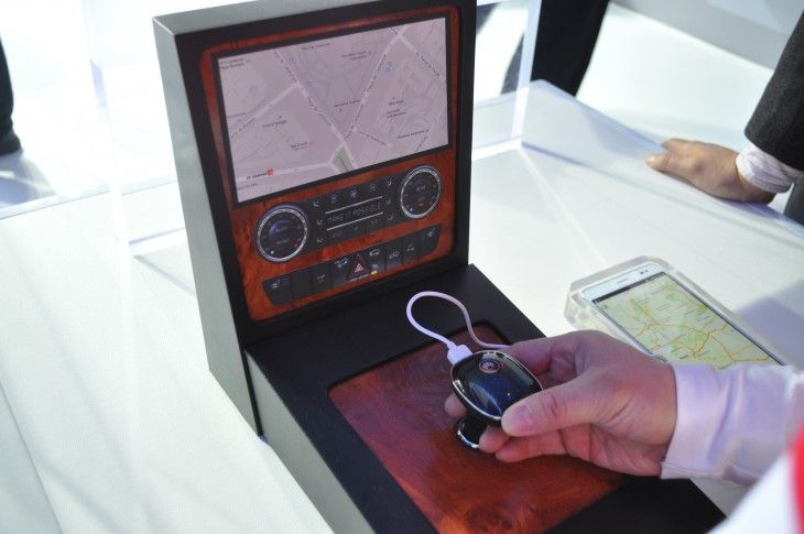 Huawei launches an in-car LTE hotspot called CarFi.  At Mobile World Congress, Huawei has announced a nifty little gadget to make connecting to the internet on the go a little bit easier. Called the CarFi, the unit is designed to sit in your cars cigarette lighter and will provide Cat4 LTE connectivity through wifi for up to 10 users. [READ MORE HERE]