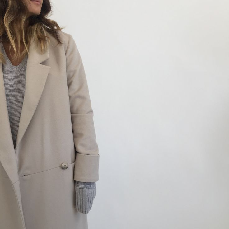 Viktoria and Woods Equalizer Coat - Oatmeal || Splice Boutique