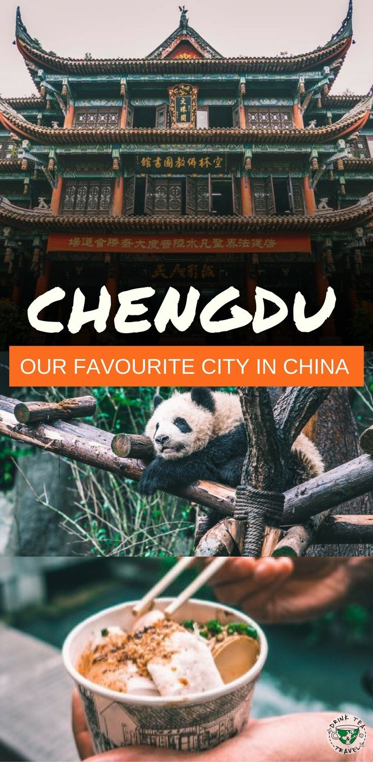 Planning a trip to China? Here are a few reasons why you should include the city of Chengdu in your itinerary.