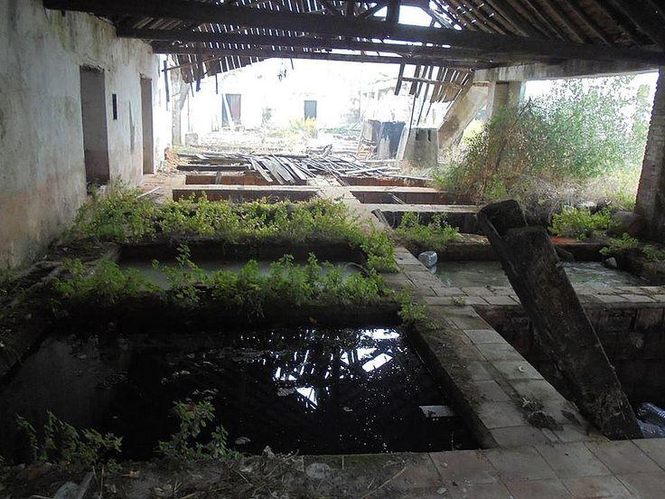 LamaLentos - Alcanena - Caminhada com património: o património industrial e técnico de Alcanena - 13 / 42