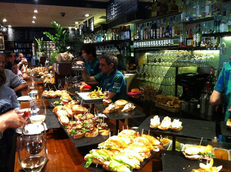 pintxos restaurant - Google zoeken