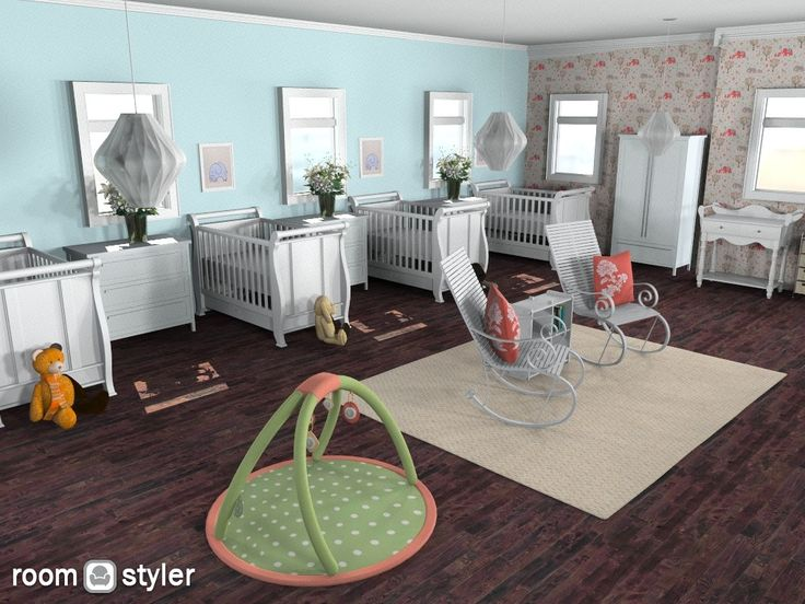Quadruplets Toddlers Bedroom Ideas Google Search