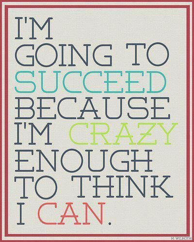 I'm going to succeed - Motivation Blog - Motivation quotes #volleyballquotes #sportquotes #volleyball