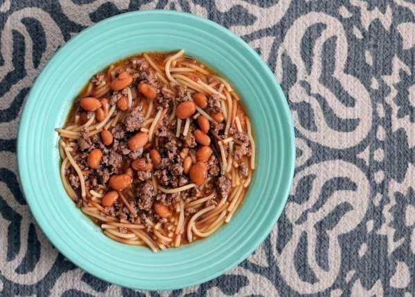 Recipe Roxanne Quintero S Fideo Loco Pasta Vegs Salad