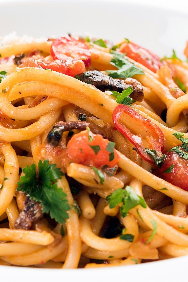 A great pasta amatriciana recipe will stand you in good stead for a lifetime of heavenly yet simple dinners.