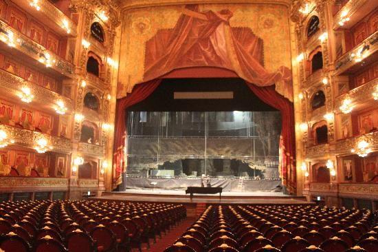 Teatro Colon, Buenos Aires, Aregentina