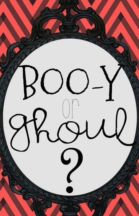 Boo-y or Ghoul?? Halloween Gender Reveal Bash! | Austin Moms Blog