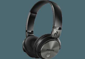 PHILIPS Draadloze hoofdtelefoon Zwart (SHB3185BK/00)