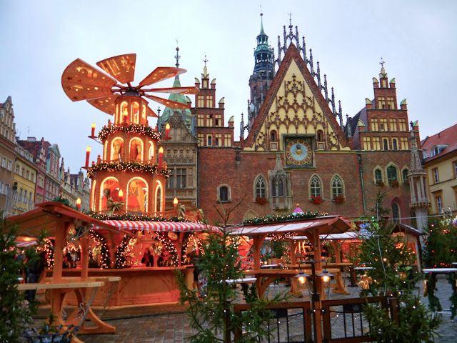 :: Wroclaw Christmas Market
