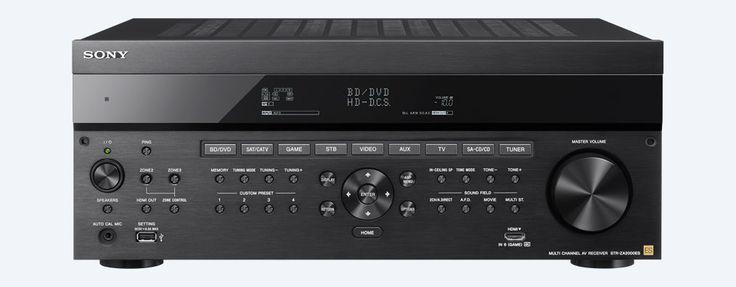 SONY ES Receiver STR-ZA2000ES Dealer Demo Full 5 Year Warranty