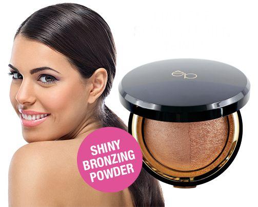 Sei alla ricerca di una carnagione abbronzata ed estiva? Puoi avere un colorito sano e naturale con una polvere abbronzante, per esempio, il nostro Shiny Bronzing Powder per la pelle. #trucco #estate #makeup #etrebelle #bbmesthetique