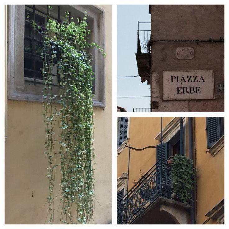 Cotone, rastrello e pennelli: Balconi romantici e dall'antico fascino