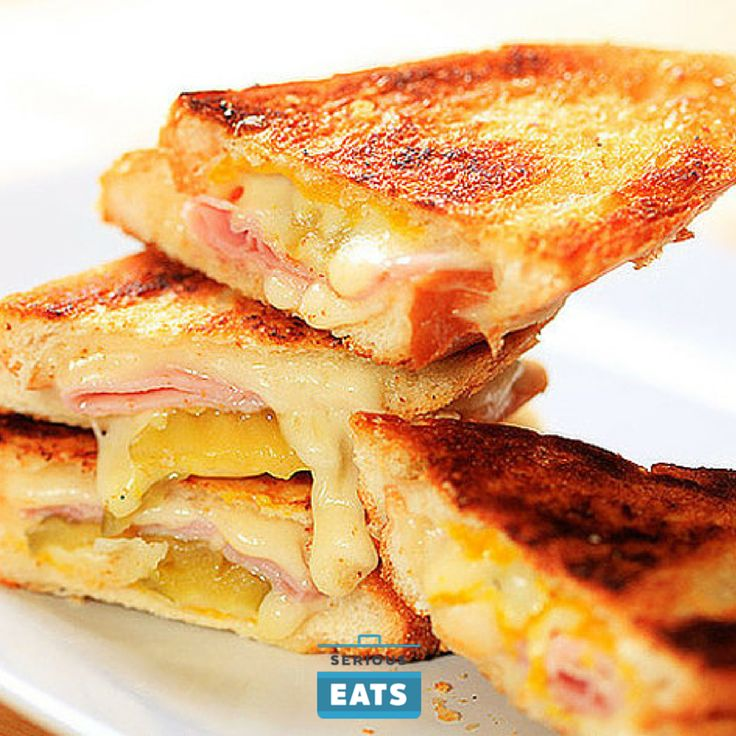 Grilled cheese variation to try this weekend!