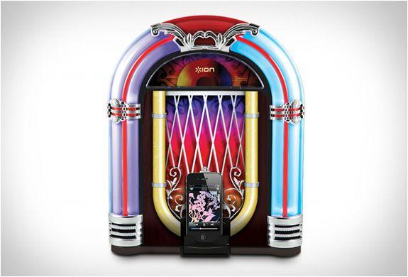 Jukebox iPad by ION