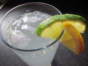 Homemade Lemon-Lime Stevia Pop