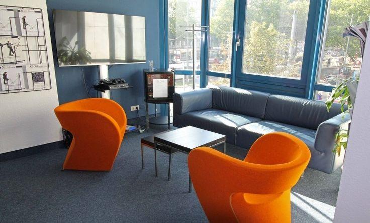 Bezahlbares Büro direkt am Barbarossaplatz #Büro, #Bürogemeinschaft, #Köln, #Office, #Coworking, #Cologne