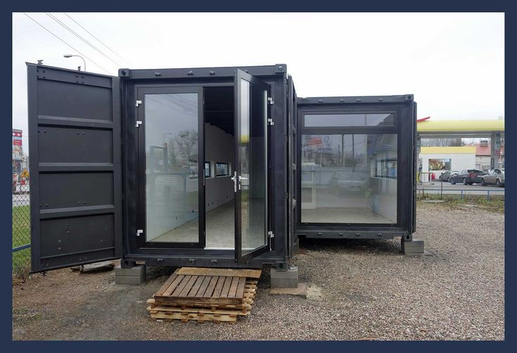 Flexicube 1 - shipping container office