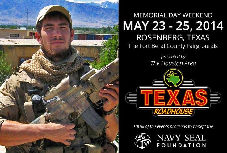US Navy SEAL Danny Dietz Memorial Team Roping & Bar-B-Q Cook Off to Donate 100% of Proceeds to the NAVY SEAL FOUNDATION!