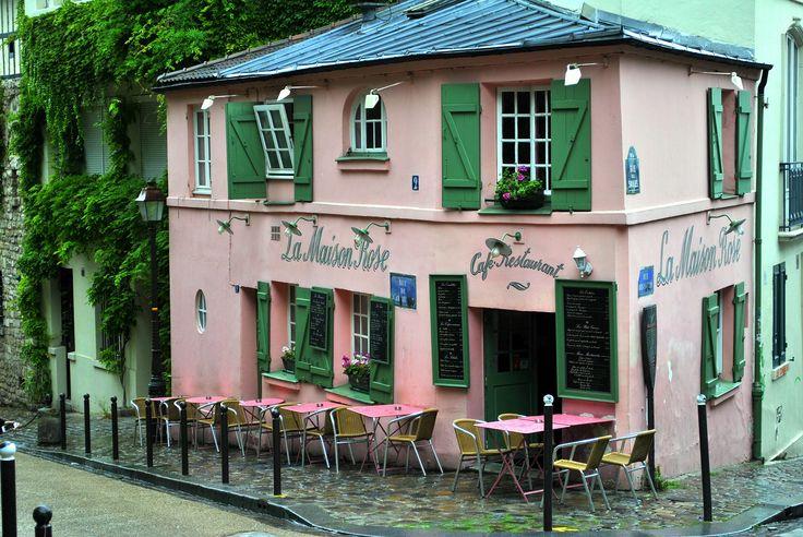 La Maison Rose - Paris