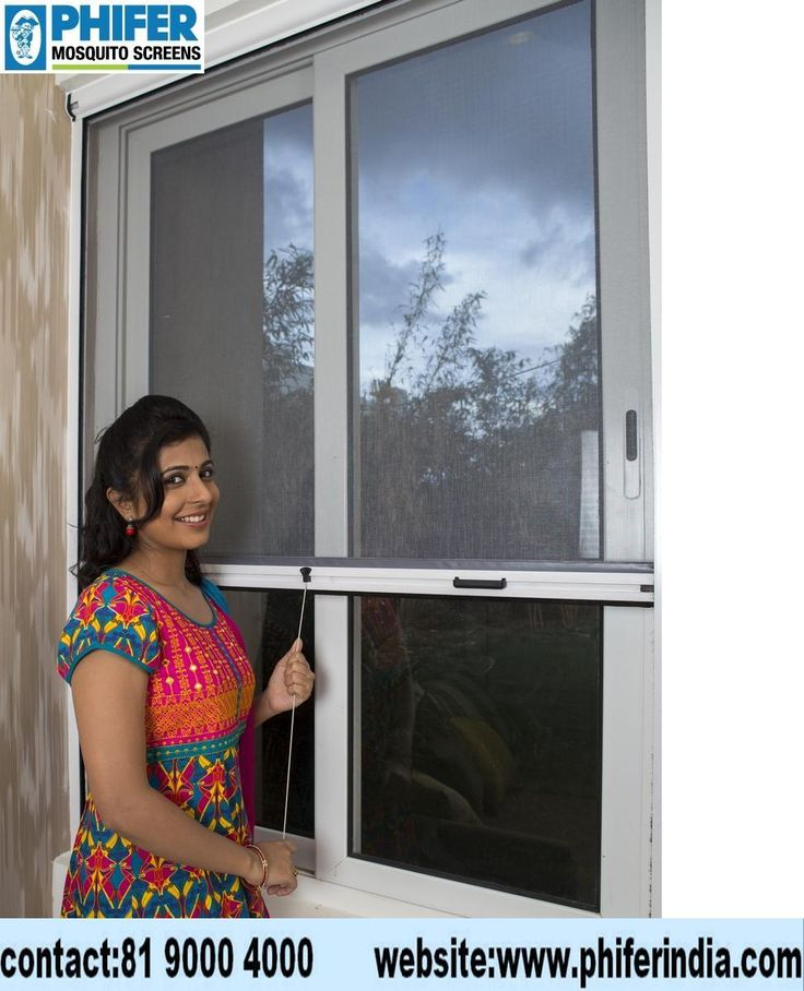 Phifer is the only brand in India to have multiple fitment options in mosquito net like, Velcro fitment, Magnetic nets, Open type mosquito net, Shutter type window net, Rollup window net, Sliding window net, Pleated window mosquito net, Aluminium channel nets, UPVC window net, Openable door net and Barrier free door net. Mosquito net from the world's largest brand, now in India. Lead free, fire retardant and anti bacterial. Call: 8190004000 for a free demo.