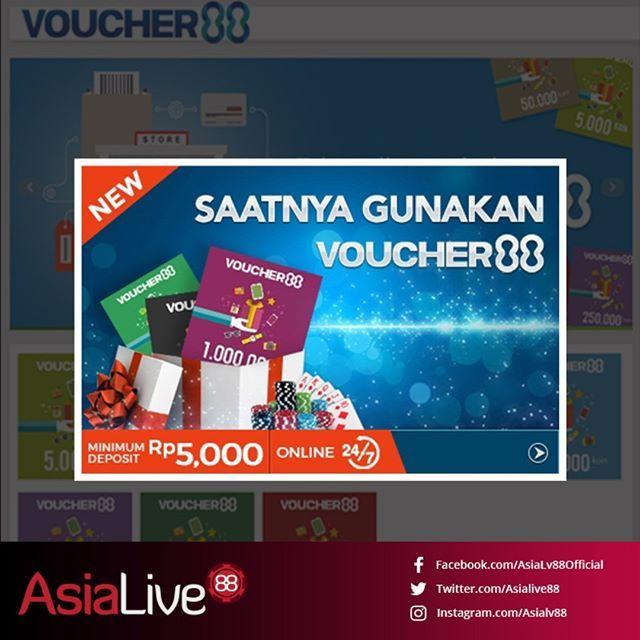 Saatnya Gunakan Voucher88 Saat Bank Offline Di Asialive88 Ruang Permainan Mainan Persandian