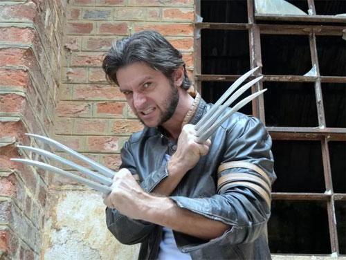 Como fazer uma fantasia de Wolverine. #fantasias #carnaval #wolverine