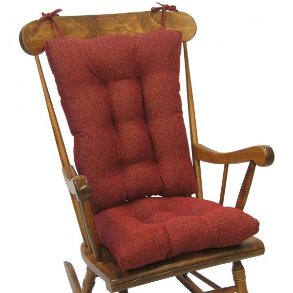 rocking chair cushions  Rocking chairs  Pinterest  Rocking chairs ...