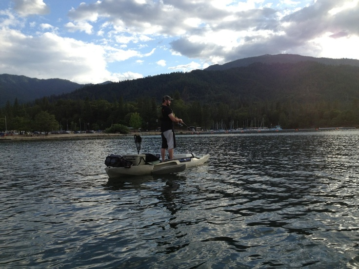 17 best images about yak gear 39 s places to paddle on for Whiskeytown lake fishing