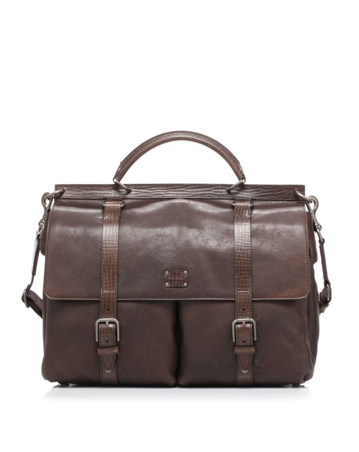 Leather bag with detachable shoulder strap and adjustable cotton by @Dolce & Gabbana