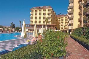 Turkije Turkse Riviera Konakli  Ligging:Titan Garden is gelegen op 200 m van het strand en 800 m van het centrum van Konakli. Konakli ligt ca. 12 km ten westen van Alanya en is een klein rustig en landelijk dorpje. Het...  EUR 343.00  Meer informatie  #vakantie http://vakantienaar.eu - http://facebook.com/vakantienaar.eu - https://start.me/p/VRobeo/vakantie-pagina