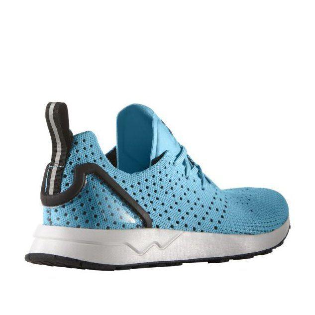 pretty nice 0be51 92071 Niebieskie Buty adidas Originals Zx Flux Adv Asymmetrical ...