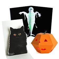 halloween pop up cards - Buscar con Google