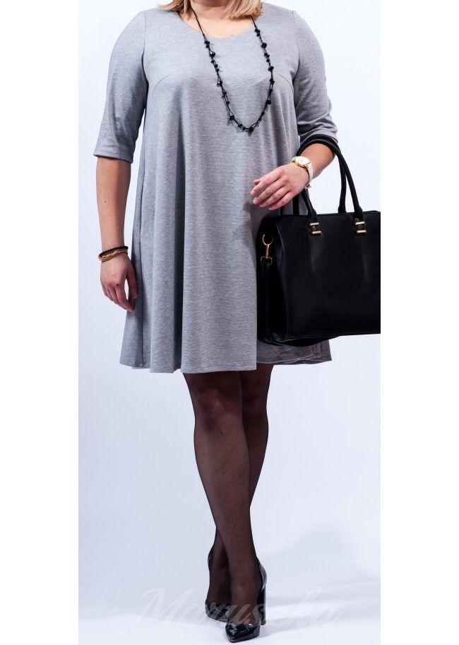 Dress MARTA TOTAL GREY. 40$/EUR + shipping cost