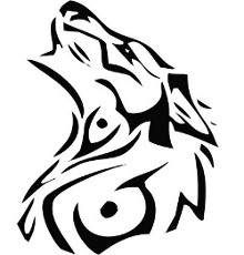 tribal animal designs | Significance of a Tribal Wolf Design