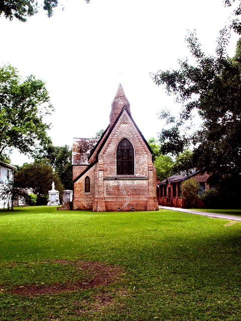 Christ Episcopal Church, Napoleonville, LA