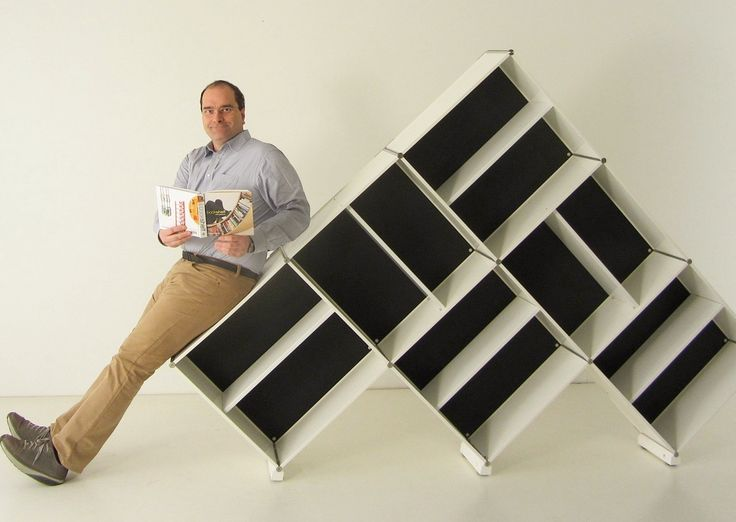 """Fitting Pyramid is a Bookcase reviewed in the book written by Alex Johnson """"Bookshelf"""" #book #books  #bookshelf #bookstagram"""