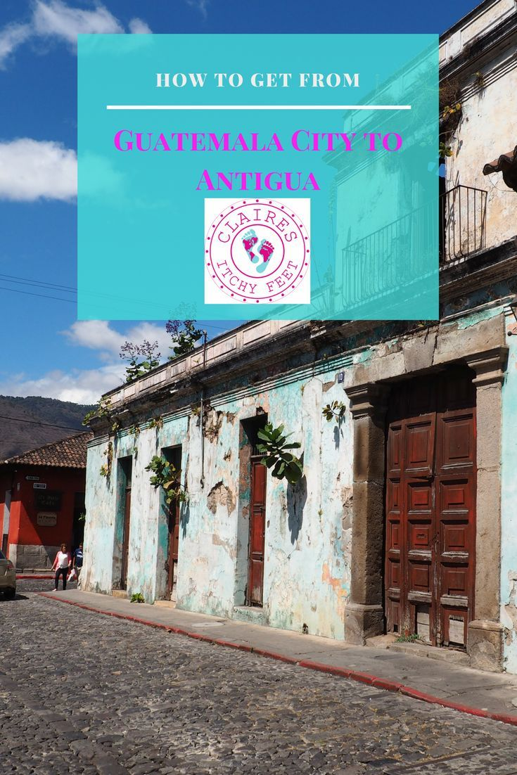 If you are travelling to Guatemala then you probably want to get out of Guatemala City as soon as you can! It's not somewhere that tourists really like to hang around. The closest place from Guatemala City that tourist friendly is Antigua. If you are plan