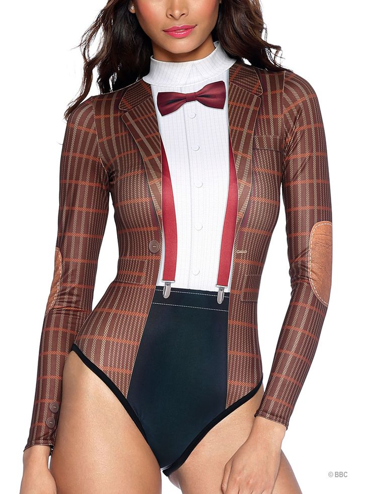Eleventh Doctor Reef Suit (WW ONLY $110AUD) by Black Milk Clothing