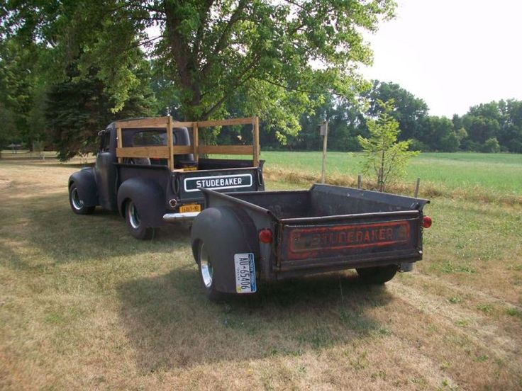 417 best images about Matching trailer / 1,5 car on Pinterest