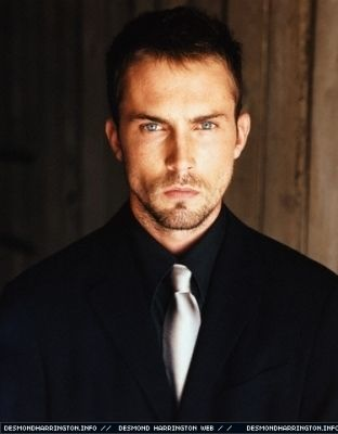 desmond harrington...Christian Grey? i think so. :)