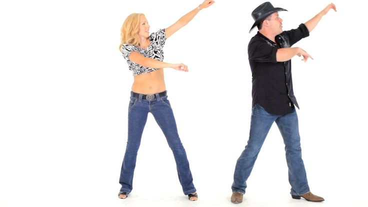 Learn how to do the Wobble line dance in this Howcast dance video with expert Robert Royston.