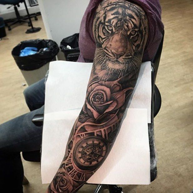 New best tattoo in USA and World part 1 | Artist: @andyblancotattoo . Also follow @tattoodomain