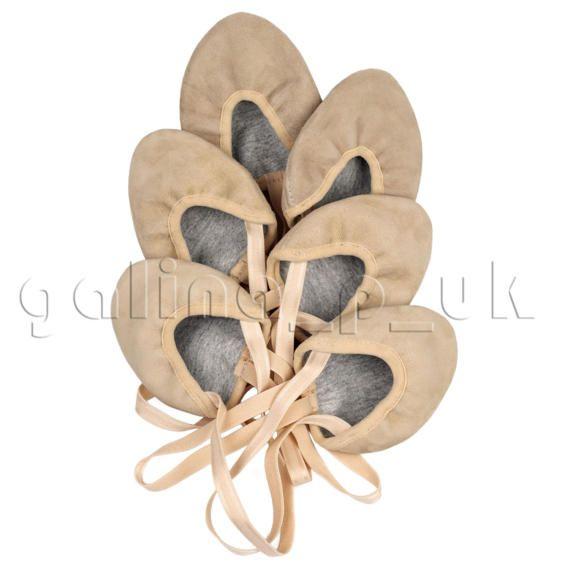 Toe Shoes for RG Rhythmic gymnastic Leather от GalinaPStudio