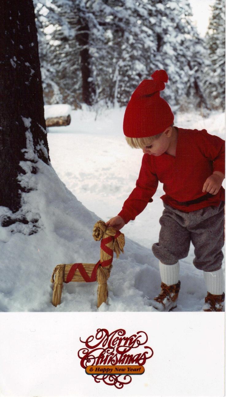 One of santa's elves