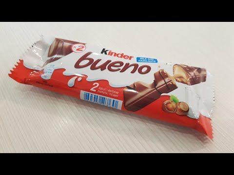 Kinder Bueno Ferrero Un Boxing Product Opening