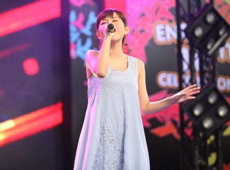 ステージでは、現地で人気が高いモーニング娘。時代の曲も歌った安倍。大きな歓声を浴びた。 ▼2Sep2014デ☆ビュー|モー娘。曲も披露! なっち、LoVendoЯがタイで熱狂ライブ http://deview.co.jp/News?am_article_id=2041644 #Japan_Festa_in_Bangkok_2014 #Natsumi_Abe