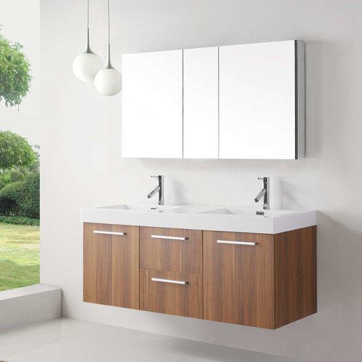 21 best images about bathroom vanities with tops on pinterest porcelain sink humidity levels for Ultra bathroom vanities burbank