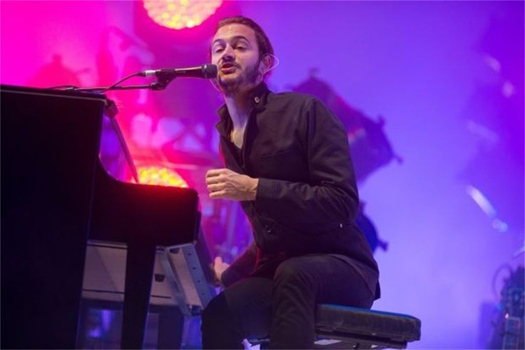 Editors @ Rock Werchter 2013