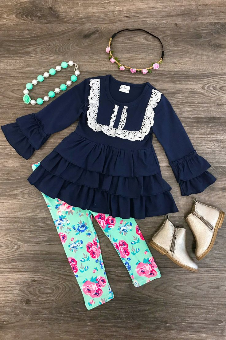 The Lyla Boutique Outfit #kidoutfits