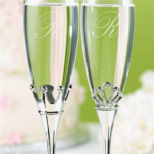 king and queen toasting flute set king toasting flutes and flute